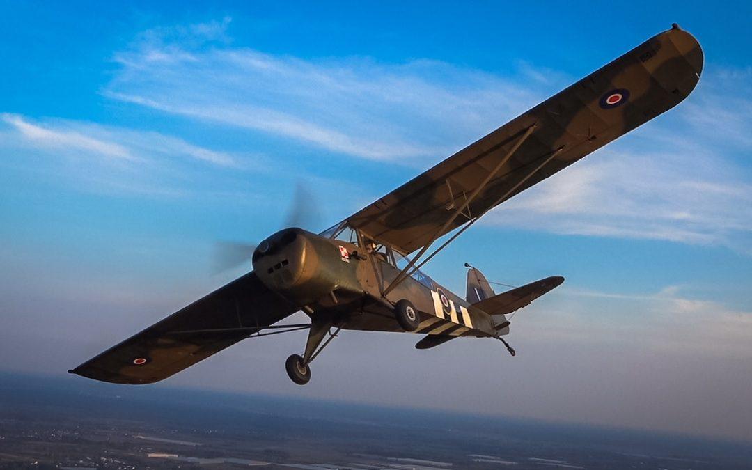 Taylorcraft Auster Mk IV